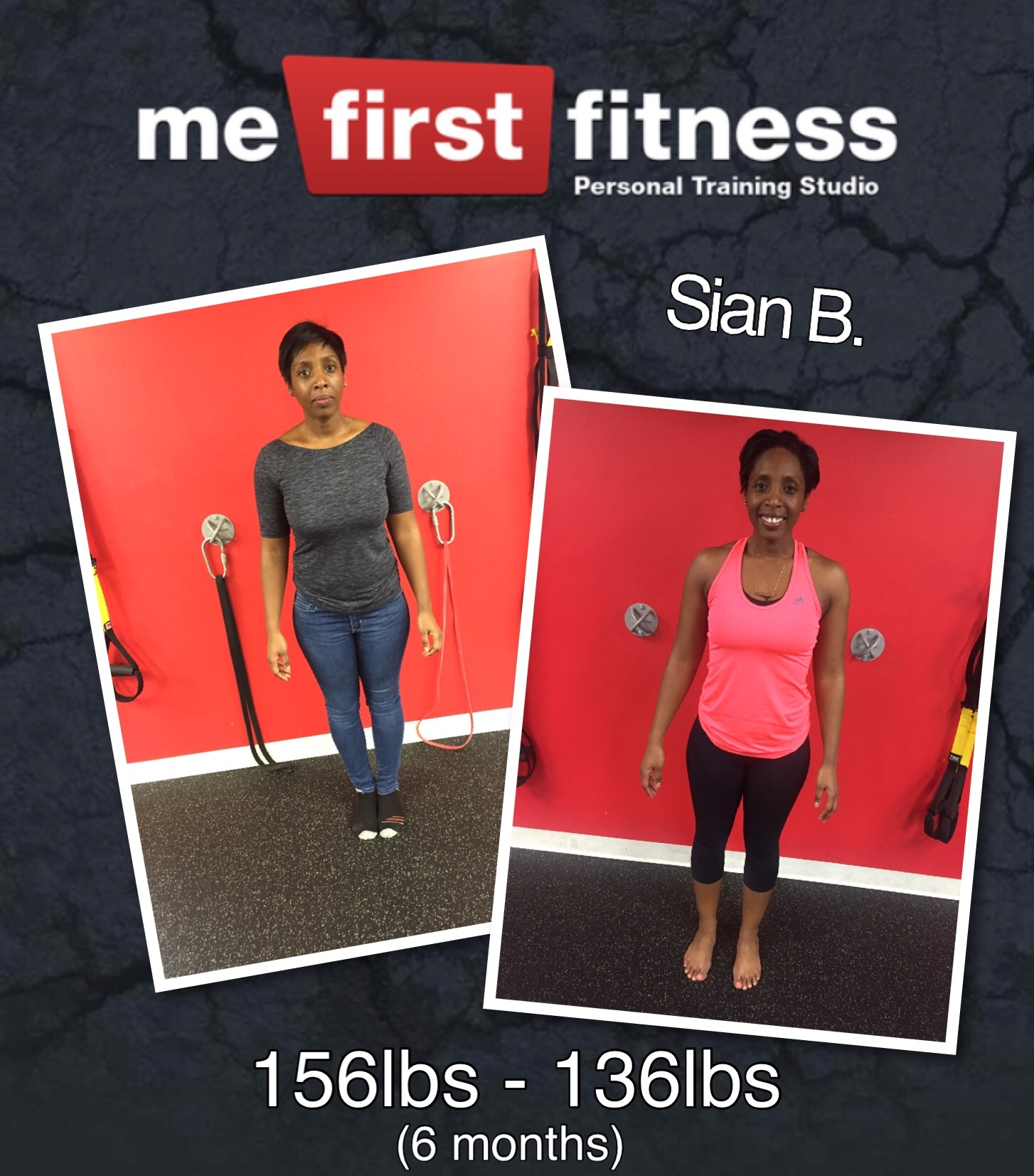 ME FIRST FITNESS AJAX PICKERING PERSONAL TRAINER
